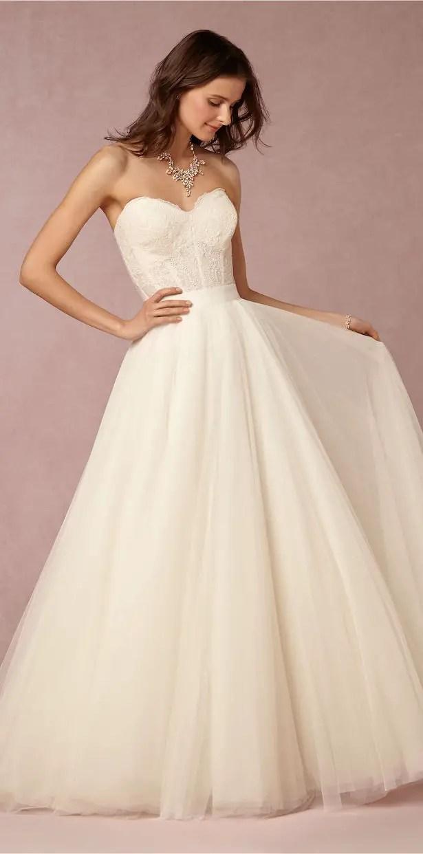 {BHLDN Wedding Dress}
