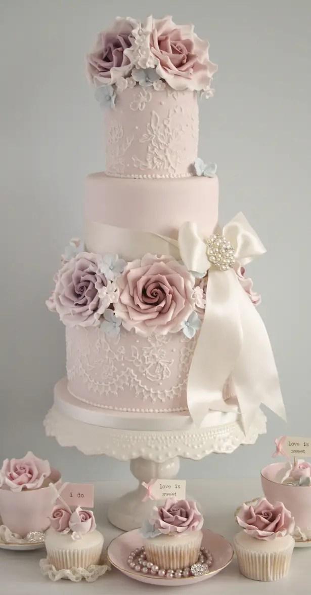 Wedding Cake Ideas Sugar Flowers Belle The Magazine