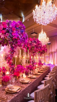 15 Fabulous Wedding Tablescapes - Belle The Magazine