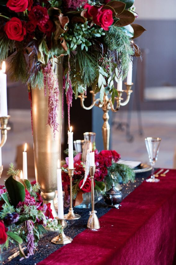 Beauty And The Beast Wedding Inspiration Belle The Magazine
