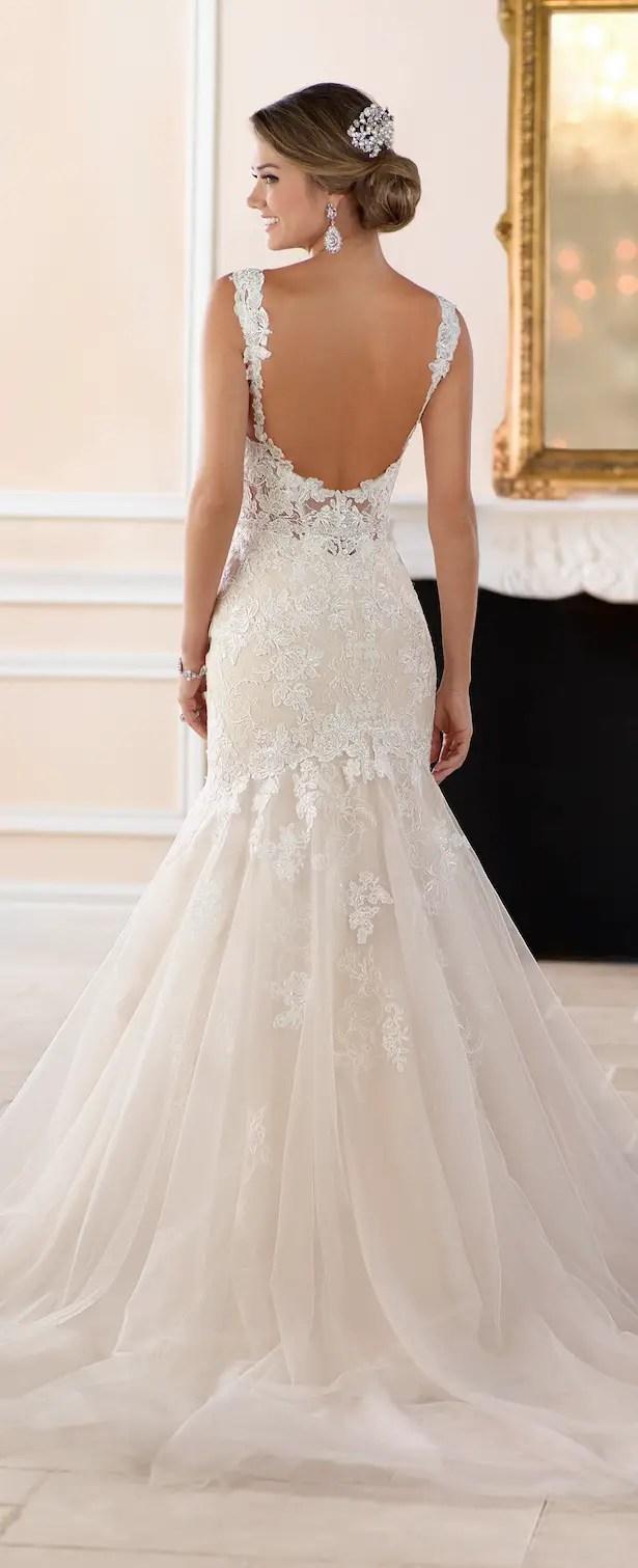 Wedding Dresses By Stella York Spring 2017 Bridal