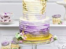 Cottage Dream | Lilac and Violet Vintage Glam Wedding ...