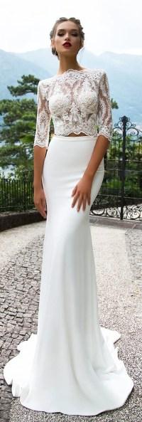Wedding Dresses by Milla Nova White Desire 2017 Bridal ...