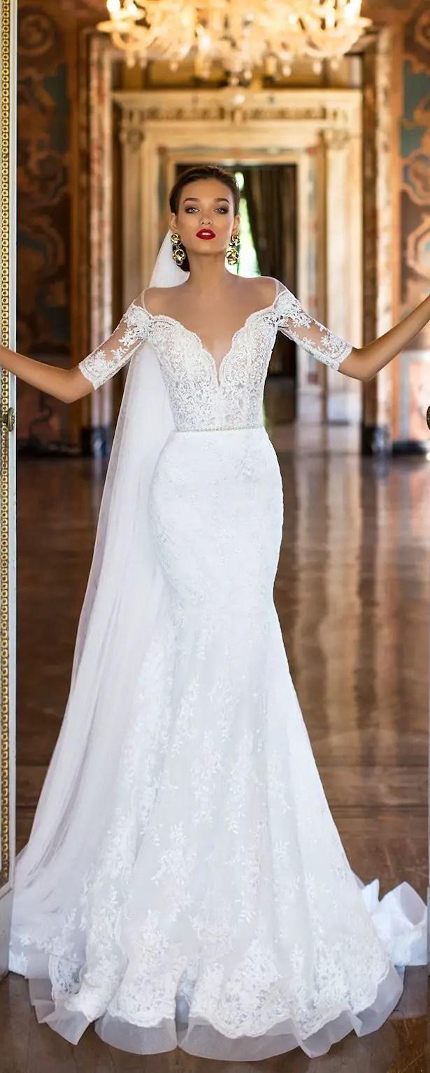 Wedding Dresses by Milla Nova White Desire 2017 Bridal