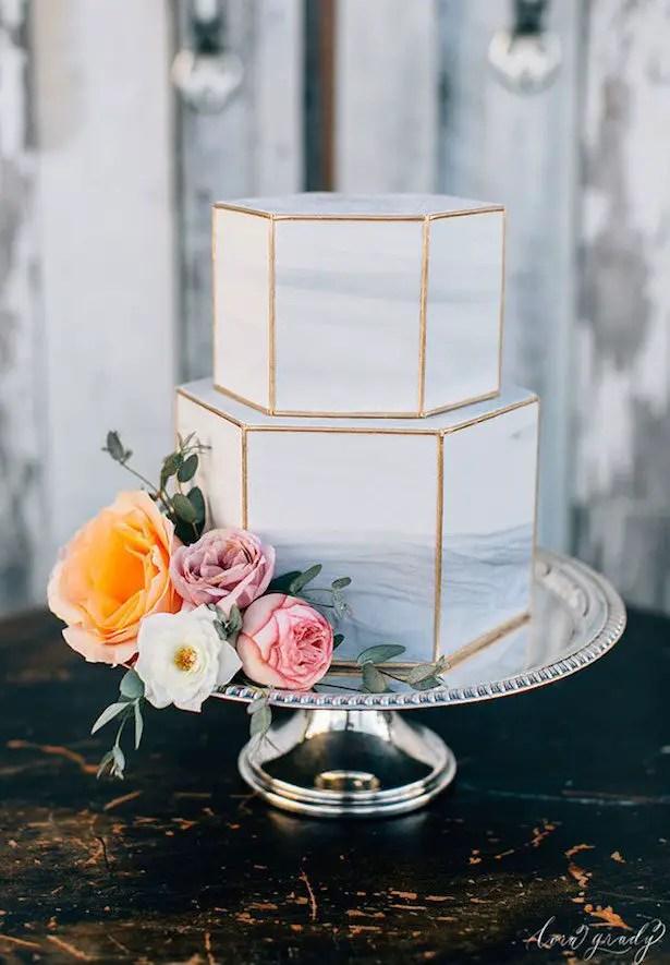 Wedding Trends Marble Wedding Cakes Belle The Magazine
