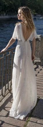 Lian Rokman Wedding Dress 2018 - Stardust Bridal Collection -Uranus4