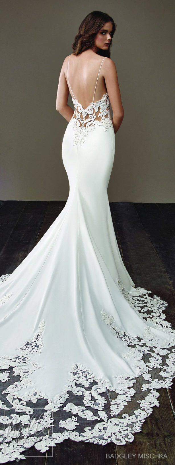 Wedding Dresses by Badgley Mischka Bride 2018 Collection