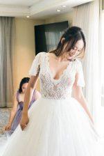 Sophisticated Bride - Donna Lams Photo