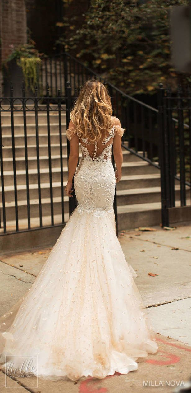 Milla Nova 2018 Wedding Dresses Collection  Chicago Campaign