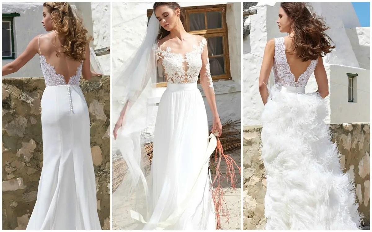 Elbeth Gillis 2019 Wedding Dresses: Arniston Blue Bridal