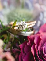 Diamond wedding ring - Photography: Rochelle Louise