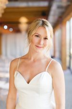Natural bridal makeup - Photography: Rochelle Louise
