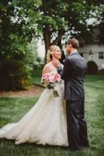 Classic Pink Wedding - Dani Leigh Photography