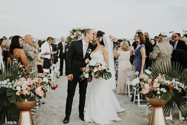 Beach Wedding Ideas That'll Add Glamor To Your Tropical Or Coastal Affair