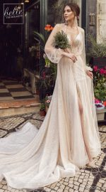 Innocentia Divina Wedding Dresses 2019 Lisboa Bridal Collection