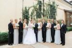 classic nashville wedding party - Sarah Nichole Photography