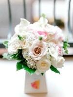 garden rose wedding flowers - Sarah Nichole Photography