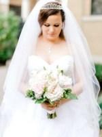 gorgeous rose bridal bouquet - Sarah Nichole Photography