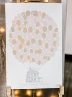wedding reception sign - Sarah Nichole Photography