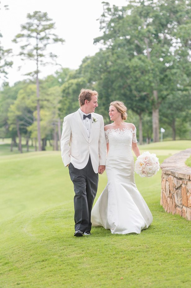 Classic Blush Wedding - Heather Durham Photography
