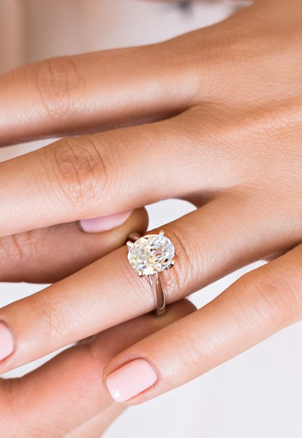 MiaDonna Ethical Engagement Rings with Lab-grown Diamonds - Maverick