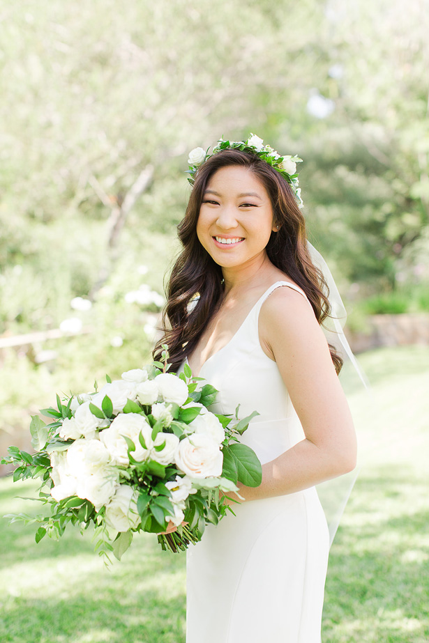 Sophisticated boho bride - Theresa Bridget Photography