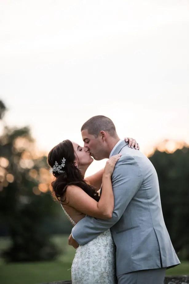 Romantic Wedding Photo - Lynne Reznick Photography