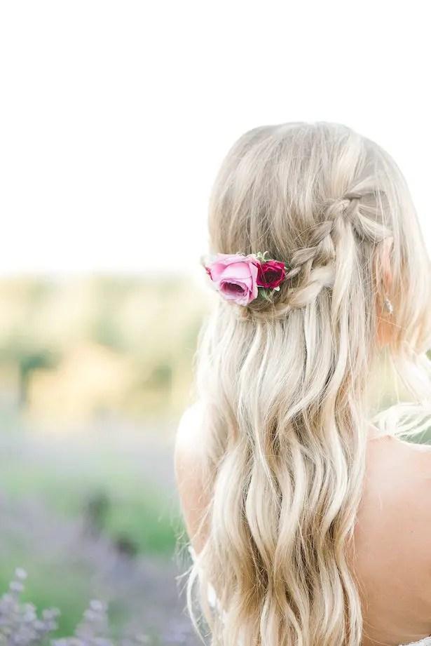 Romantic Wedding Hair - Lauryn Kay Photography