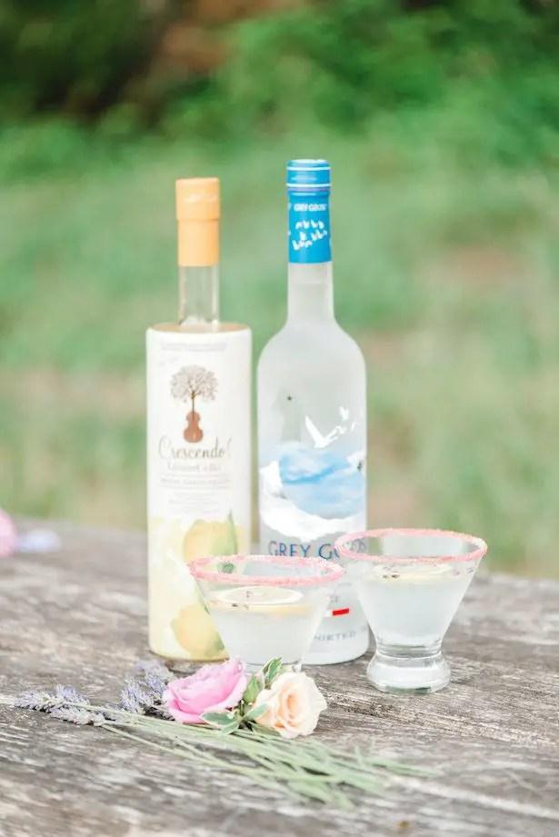 Wedding Signature Drinks - Lauryn Kay Photography