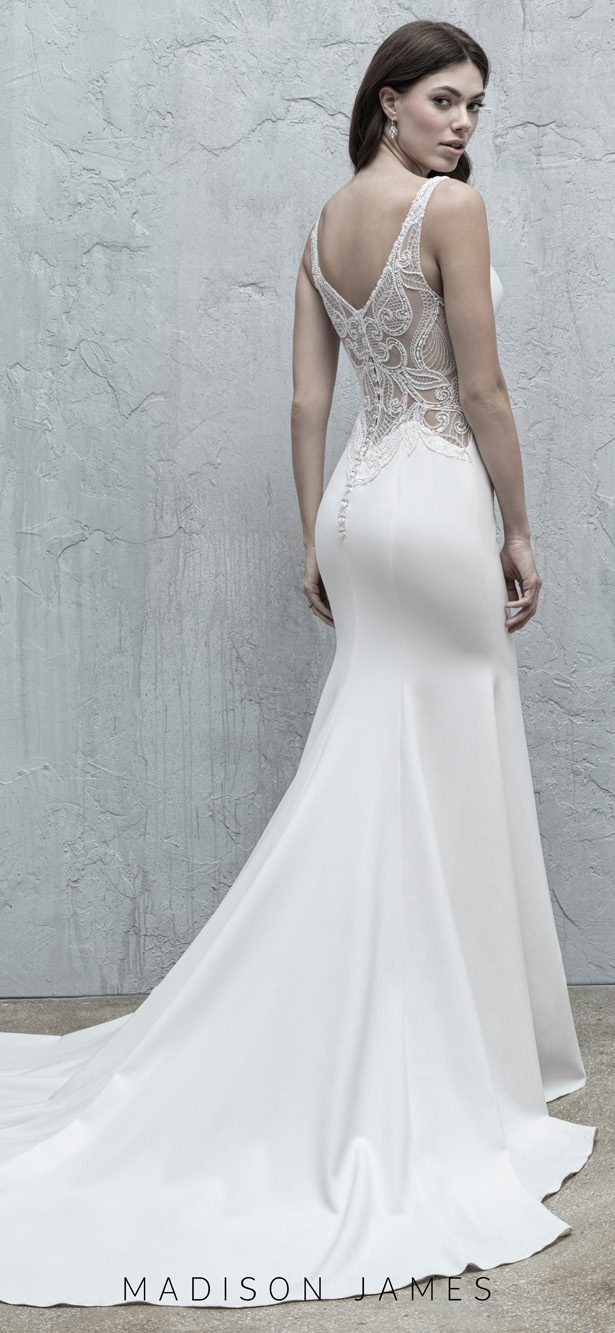 Stunning Wedding Dresses by Madison James Fall 2019 - MJ572F