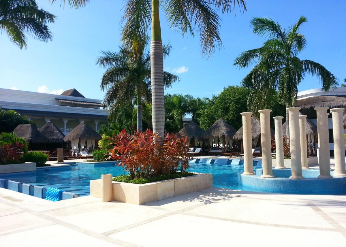Tour Of Grand Riviera Princess And Laguna