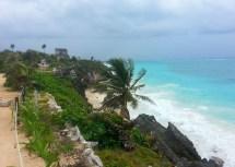 Mayan Ruins Tulum Dwelling