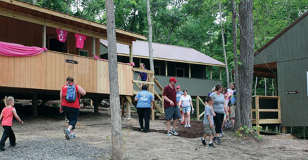 Camp Ondessonk Opens Season with New Mini Camp – The Messenger