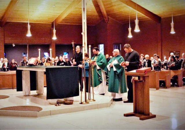 The last Mass was held Sunday at St. Clement.