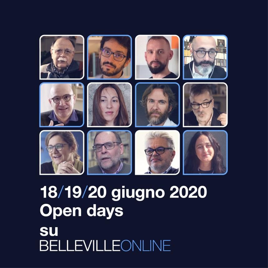 Open Days giugno 2020