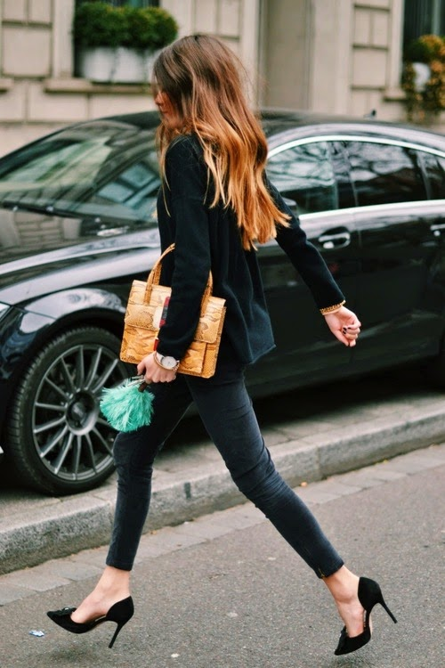 Sunday Quotes and Street Style Inspirations