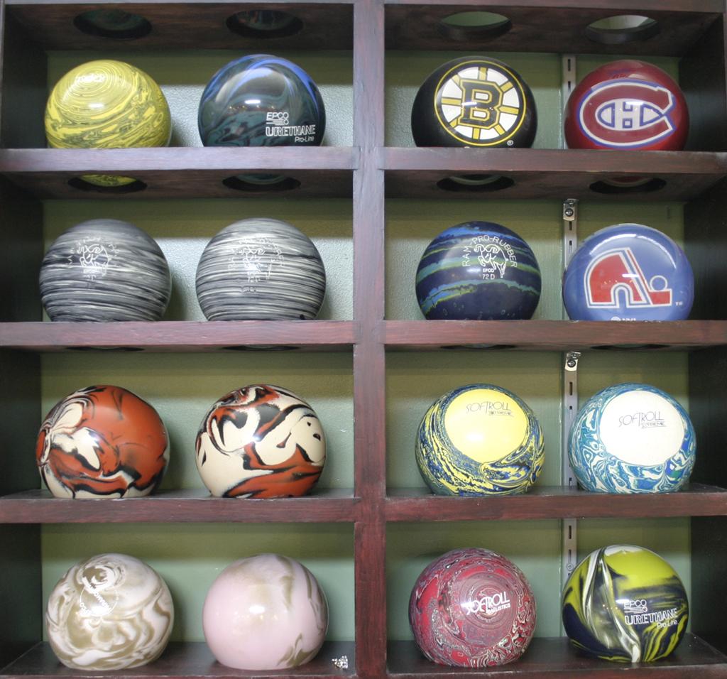 Salon de quilles Bellevue StGeorges  PointeauxTrembles  Bowling Montral  Boutique