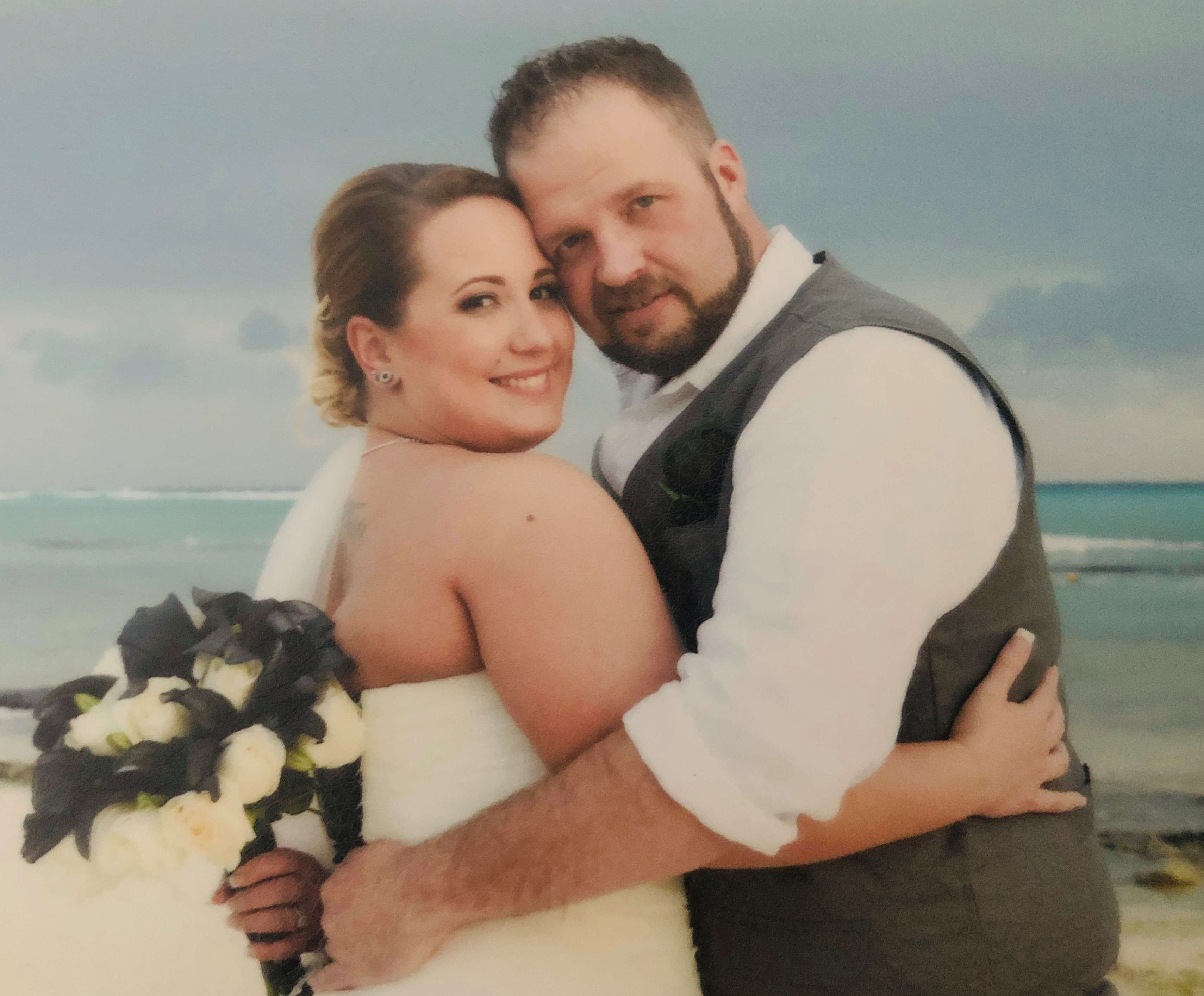 Megan M. Allen-Burgess and Jason Michael Burgess
