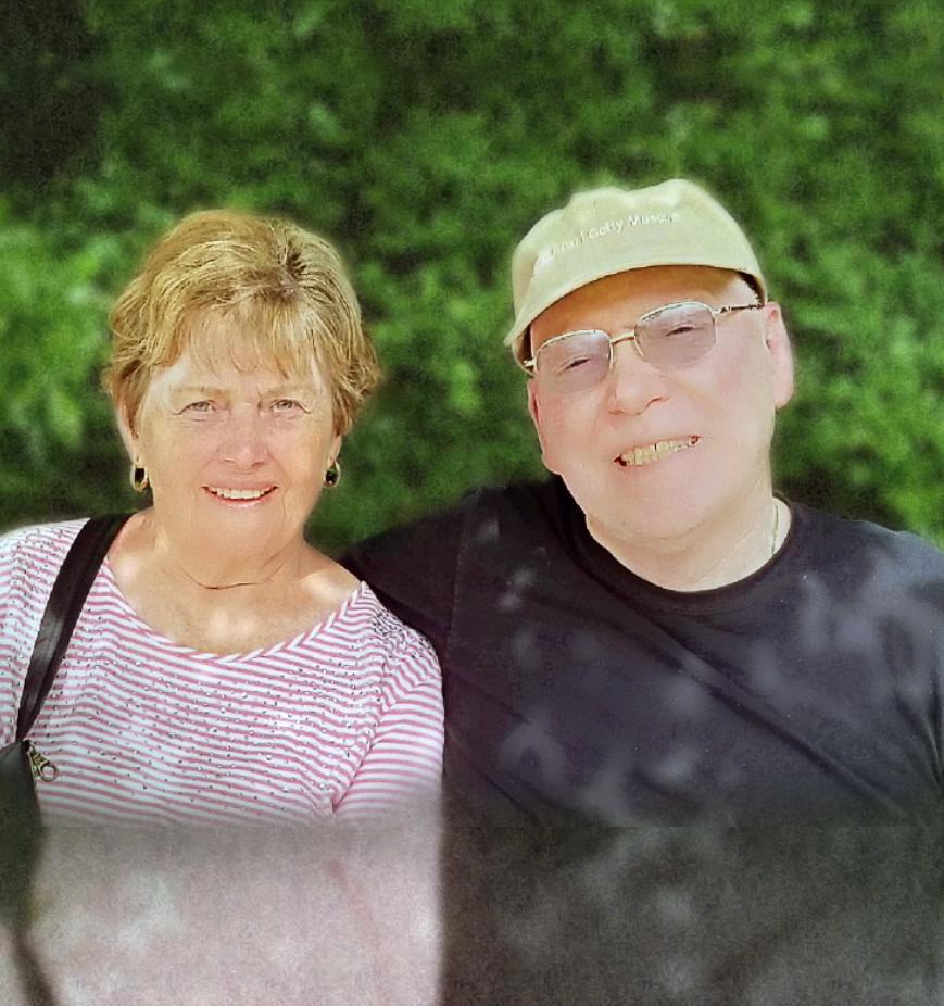 Thomas Lines and Ann Frances MacKinnon