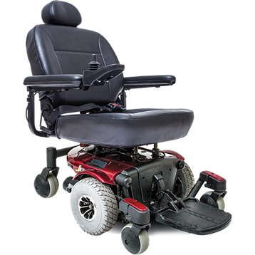 Quantum J6 Power Chair  Bellevue Healthcare