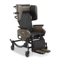 Broda Chair Accessories Polka Dot Rocking Cushions Latitude Pedal Rocker - Bellevue Healthcare