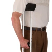 Medline Crutch Pillows for Underarm and Grip - Bellevue ...
