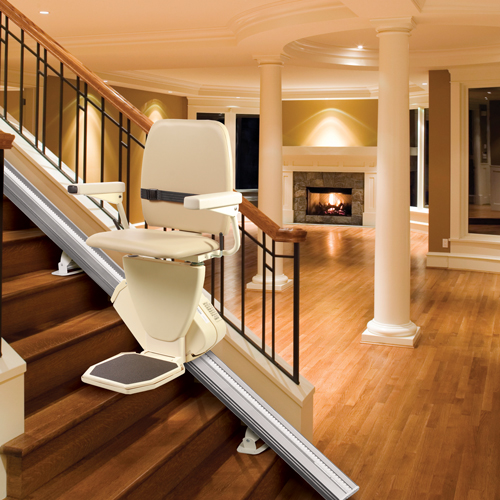 Harmar Pinnacle Premium Stair Lift  Bellevue Healthcare