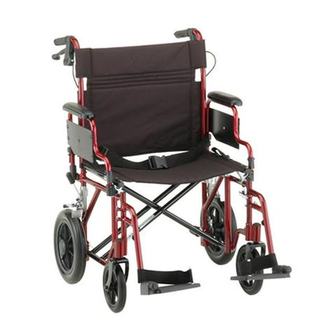 Nova Heavy Duty Transport Chair  Bellevue Healthcare