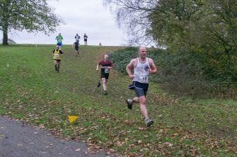 James @ Heaton Park XC 2013