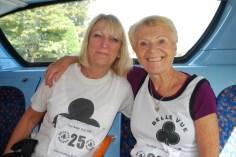 Christine and Lynda