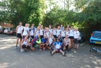 25th Anniversary Run