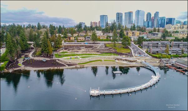 Meydenbauer Bay Park and Marina Projects   City of Bellevue