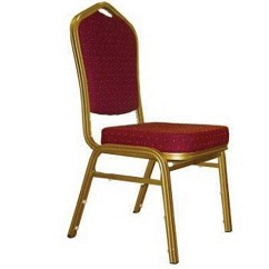 Chair Cover Rental Cost Blue Velvet Nz Banquet Burgundy Fabric And Gold Tube