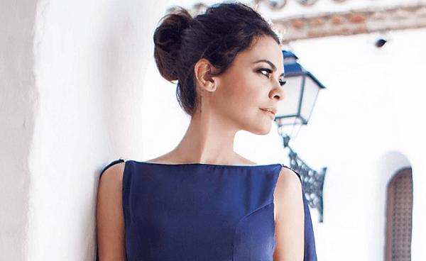 Vestido del catálogo María José Suárez
